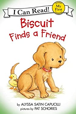 Biscuit Finds a Friend - Capucilli, Alyssa Satin / Schories, Pat