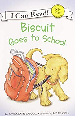 Biscuit Goes to School 9780064436168