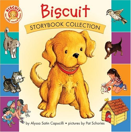 Biscuit Storybook Collection by Alyssa Satin Capucilli, Pat Schories