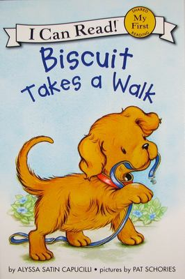 Biscuit Takes a Walk 9780061177460