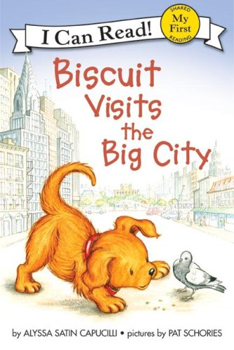 Biscuit Visits the Big City 9780060741662