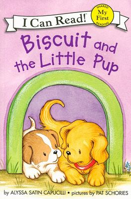 Biscuit and the Little Pup 9780060741723