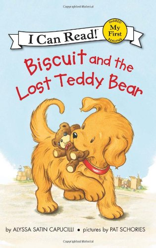 Biscuit and the Lost Teddy Bear 9780061177514