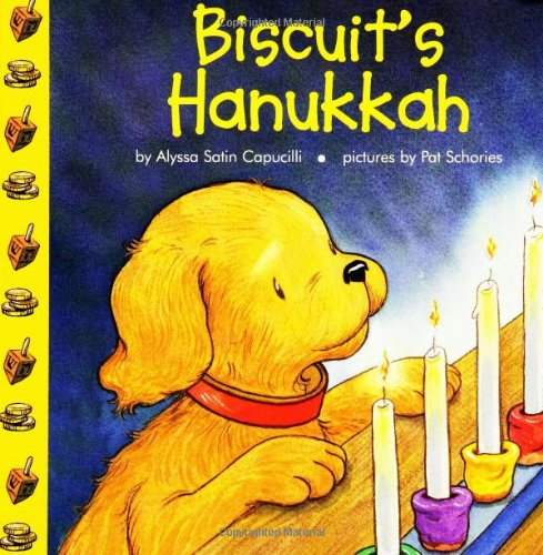 Biscuit's Hanukkah 9780060094690