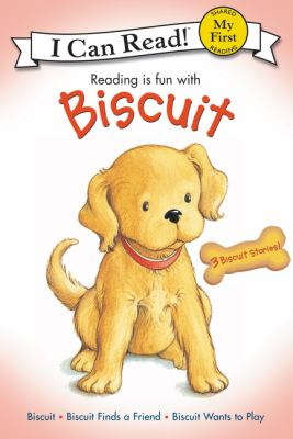 Biscuit's My First I Can Read Book Collection 9780060589332