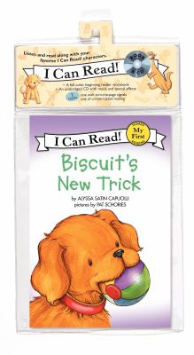 Biscuit's New Trick [With Paperback Book] 9780061765001