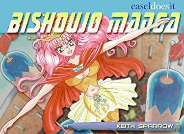 Bishoujo Manga: Draw Amazing Girls [With Built in Easel]