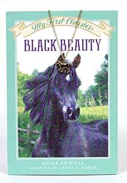 Black Beauty [With Horse Shoe Charm Necklace]