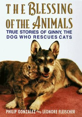 Blessing of the Animals: More True Stories of Ginny, the Dog Who Rescues Cats