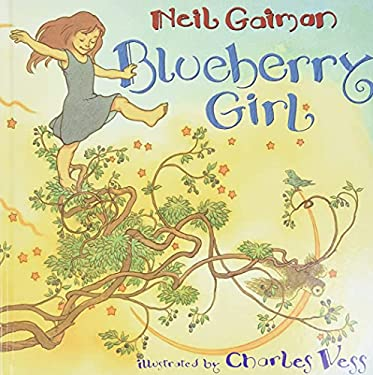 Blueberry Girl 9780060838089