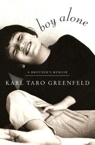 Boy Alone: A Brother's Memoir