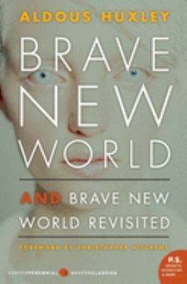Brave New World and Brave New World Revisited 9780060776091