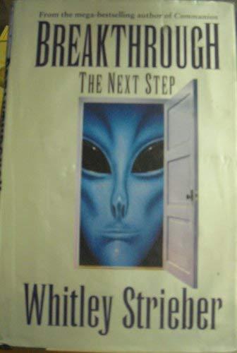 Breakthrough: The Next Step