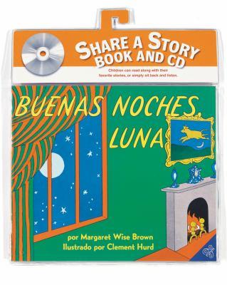 Buenas Noches, Luna [With CD (Audio)]