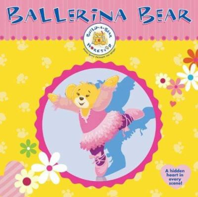 Build-A-Bear Workshop Ballerina Bear