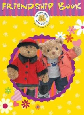 Build-A-Bear Workshop Friendship Book