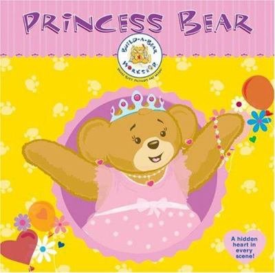 Build-A-Bear Workshop: Princess Bear