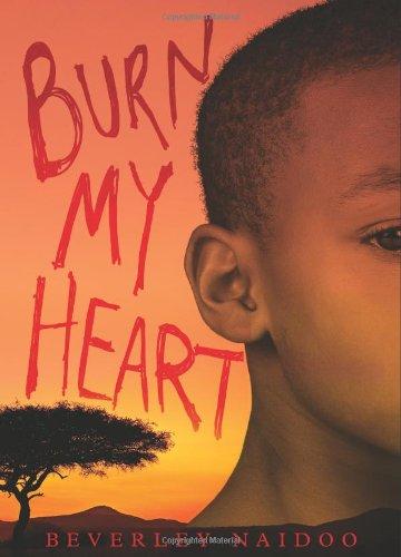 Burn My Heart 9780061432972