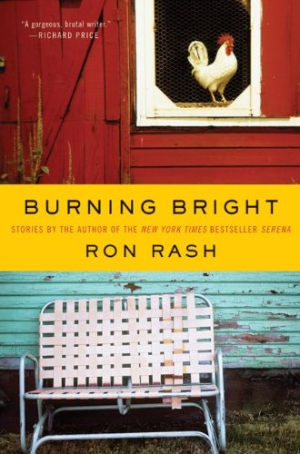Burning Bright: Stories 9780061804113