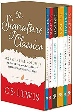 C. S. Lewis Signature Classics (Boxed Set) 9780060653026