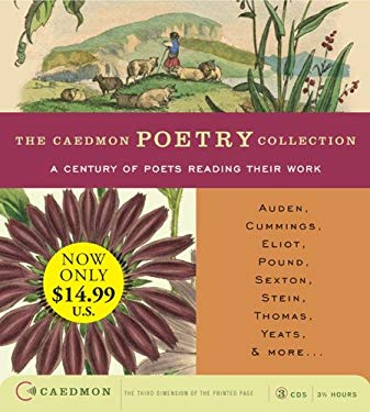Caedmon Poetry Collection: A Century of Poets Reading Their Work Low-Price CD: Caedmon Poetry Collection: A Century of Poets Reading Their Work Low-Pr 9780062206404