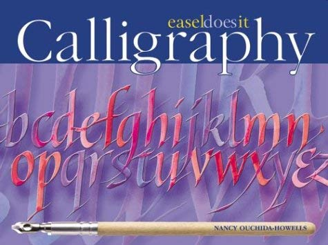 Calligraphy: Easel-Does-It
