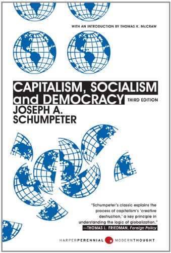 Capitalism, Socialism and Democracy 9780061561610