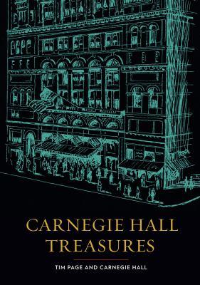 Carnegie Hall Treasures [With Memorabilia]