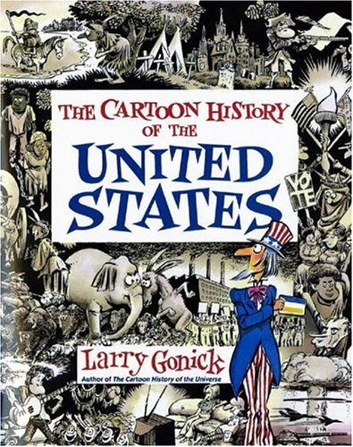 Cartoon History of the United States 9780062730985