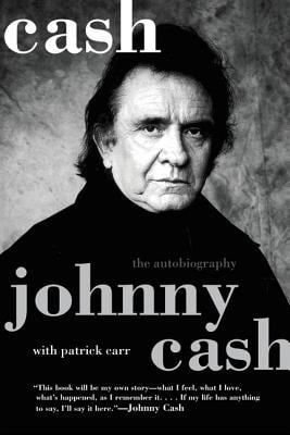 Cash: The Autobiography 9780060727536