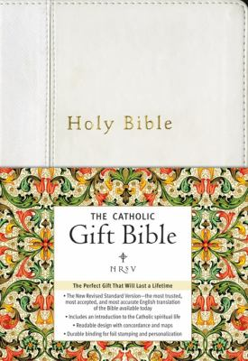 Catholic Gift Bible-NRSV