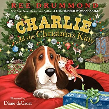 Charlie and the Christmas Kitty 9780061996573