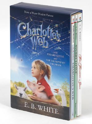 Charlotte's Web Movie Tie-In Box Set (Digest)