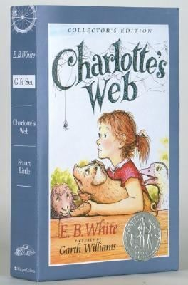 Charlotte's Web/Stuart Little Slipcase Gift Set
