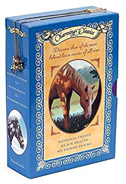 Charming Classics 3 Volume Boxed Set [With Gold-Tone Horse Charms & Necklace] 9780061117176