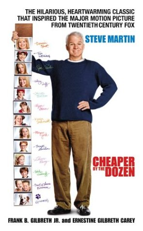 Cheaper by the Dozen 9780060594336