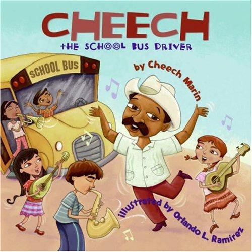 Cheech the School Bus Driver