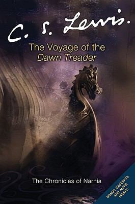The Voyage of the Dawn Treader Book and CD