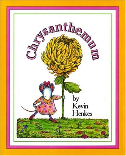 Chrysanthemum Big Book 9780061119743