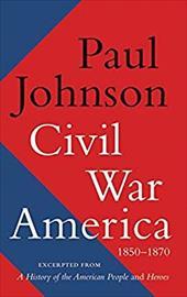 ISBN 9780062076250 product image for Civil War America | upcitemdb.com