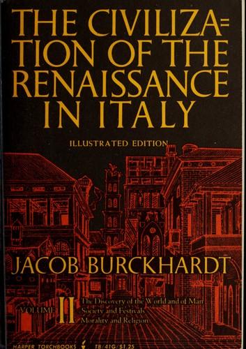 Civilization of Renaissance