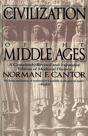 Civilization of the Middle Ages 9780060925536