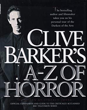 Clive Barker's A-Z of Horror 9780061052774