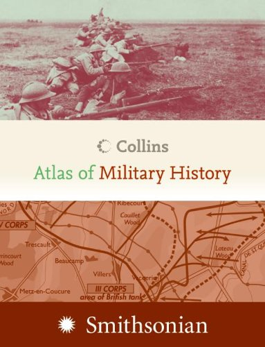 Collins Atlas of Military History 9780060849979