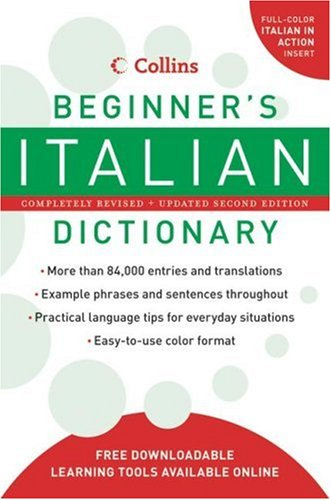 Collins Beginner's Italian Dictionary