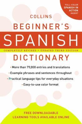 Collins Beginner's Spanish Dictionary