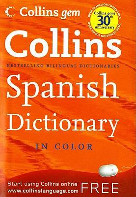 Collins Gem Spanish Dictionary, 8e