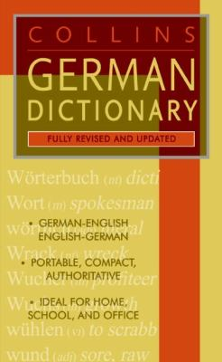 Collins German Dictionary 9780061260483