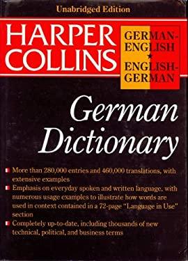 Collins German-English, English-German Dictionary: Unabridged