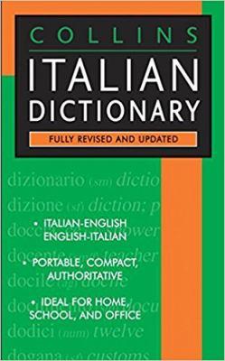 Collins Italian Dictionary: American English Usage